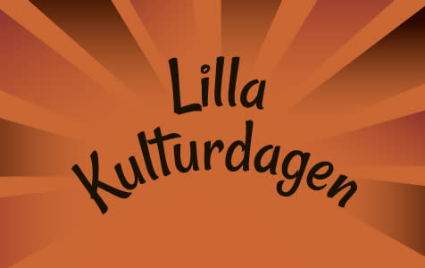 Lilla Kulturdagen den 12/11