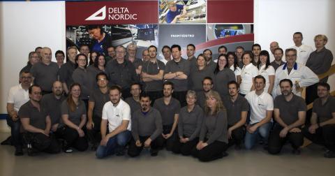 DeltaNordic deltar i Produktionslyftet