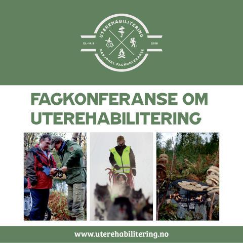 Presseinvitasjon: Nasjonal UTErehabiliteringskonferanse i Valnesfjord