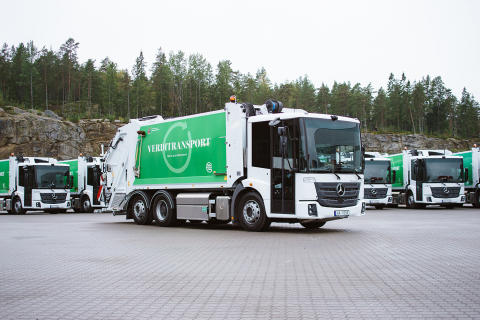 Status for avfallsinnsamlingen i Oslo - 27.10.16