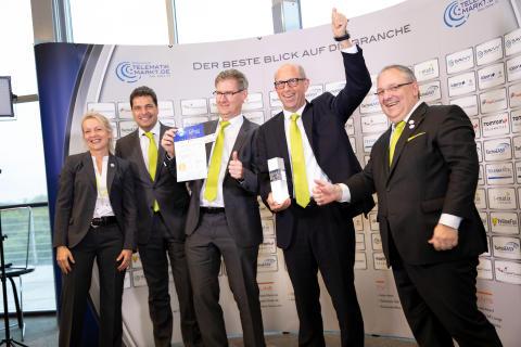 """""""Digitale Plombe"""" von idem telematics mit Telematik Award 2018 als """"Beste Innovation"""" ausgezeichnet"""
