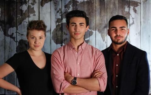 PRESSINBJUDAN – Sveriges Ungdomsentreprenör 2017