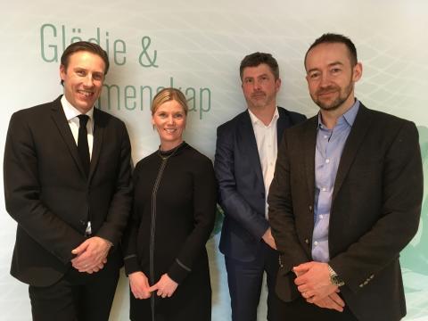 Pensum, Svedea och Gymnastikförbundet fortsätter framgångsrikt samarbete