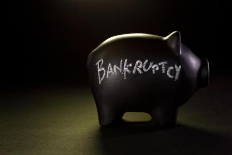 Färre och mindre konkurser i november