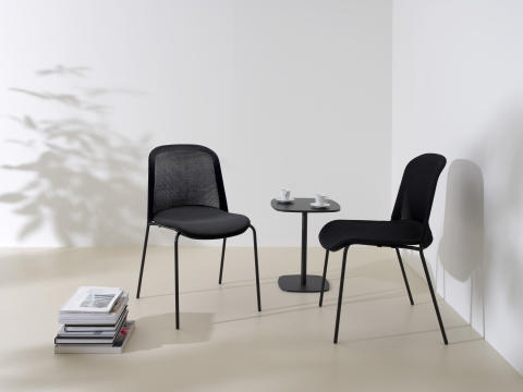 Sheer chair designed by Monica Förster