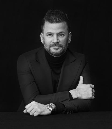 David Thunmarker ny VD Oscar Jacobson