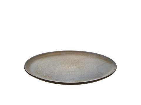 aida - RAW Metallic Brown, desserttallerken, diameter 20 cm, vejl. pris 99,- DKK