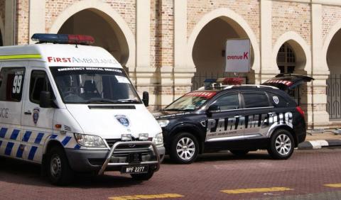 Falck acquires leading private ambulance company in Malaysia