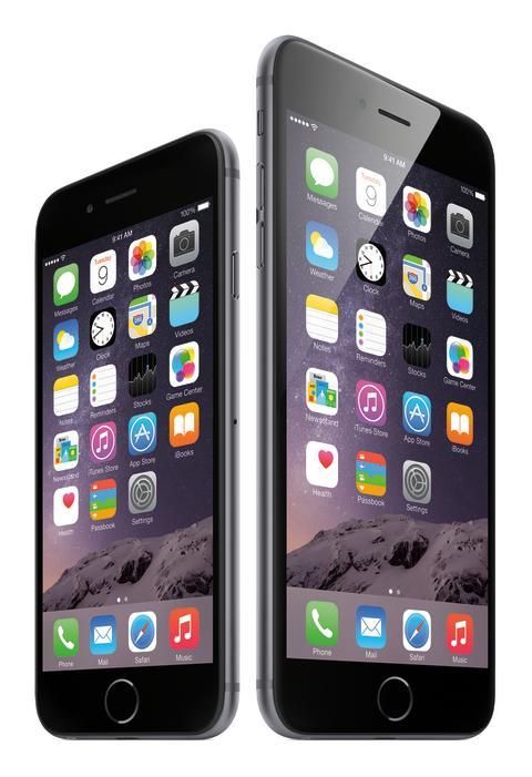 Säljstart för iPhone 6 och iPhone 6 Plus hos Elgiganten