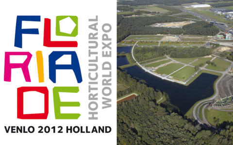 Letting imagineear guide you around the world's largest garden party: Floriade 2012