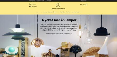 Växjö Elektriska Nätbutik
