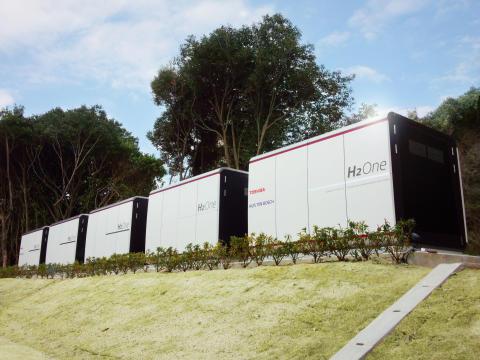 Toshiba H2One™ Hydrogen Based Autonomous Energy Supply System  Now Providing Power to a Kyushu Resort Hotel