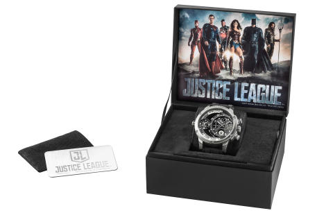 POLICE Justice League Limited Edition - Gavesett