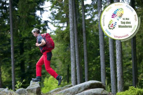 Maier Sports ist Premiumpartner für den TAG DES WANDERNS mit über 300 bundesweiten Veranstaltungen.