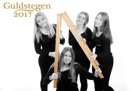 """Profit Card UF nominerade som """"Årets unga löfte"""" på näringslivsgalan Guldstegen"""
