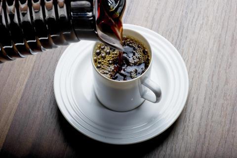 Kaffepause mot blodpropp