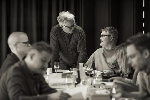 Det krävs två jurys för att kora vinnarna i Matverk 2018