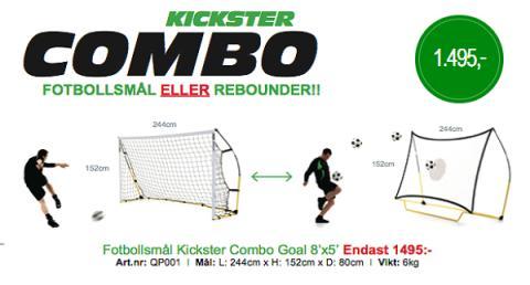Coola, smarta målburar och rebounder för alla HuFF-medlemmar och samarbetsklubbar!
