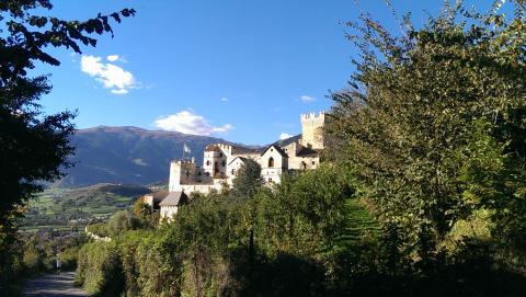 Die Südtiroler Ritterspiele in Schluderns
