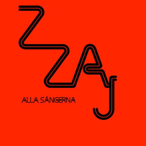 """Zzaj """"Alla sångerna"""" (Release 6 november 2015)"""