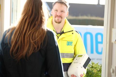 E.ON tilldelar ONE Nordic ett av Sveriges största kontrakt inom nästa generations smarta mätare