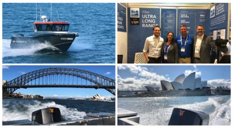 Power Equipment and BtB Marine has had a great show Pacific 2019
