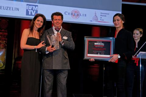 Land Rover designer vinner utmärkelsen Årets Designer