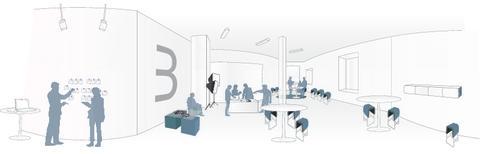 Blå Studion - en unik utvecklingsverkstad som ger företag nya möjligheter