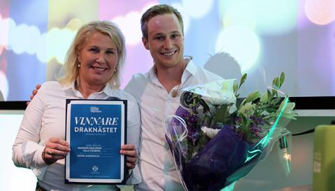Parkföretaget Videquus vann Draknästet
