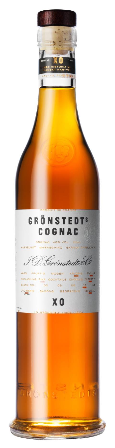 Grönstedts Cognac XO