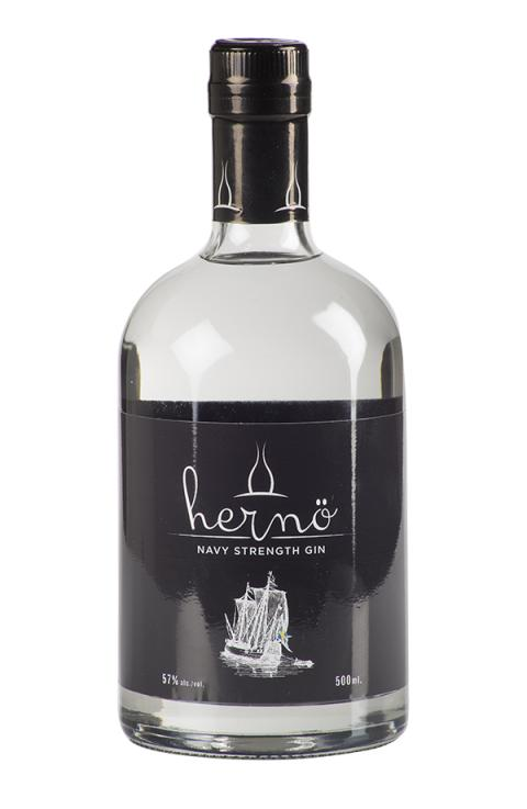 Hernö Gin_Navy Strength