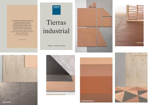 Tierras Industrial - Keramiska plattor av Patricia Urquiola för Mutina hos Centro