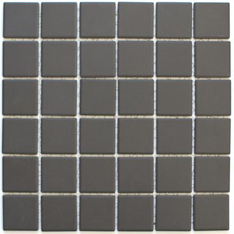 Mosaik Eventyr Lysene Kaffe  4,7x4,7, 548 kr. M2.