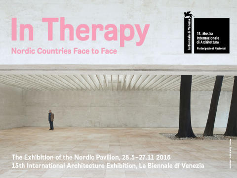 The exhibition of the Nordic Pavilion at the 15th International Architecture Exhibition