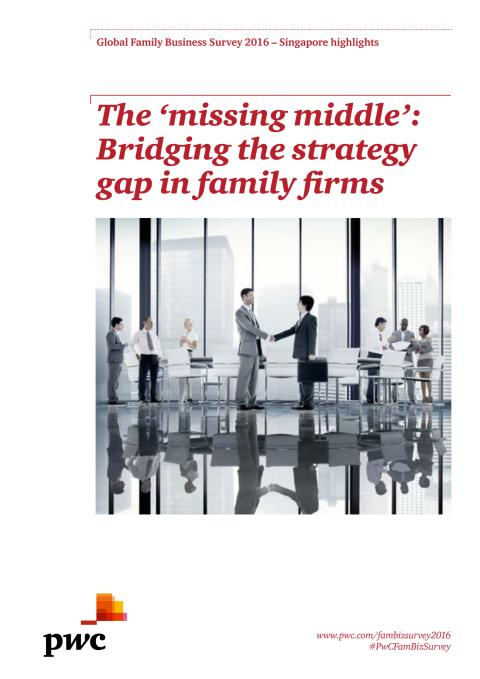 Family Business Survey 2016 - Singapore Highlights