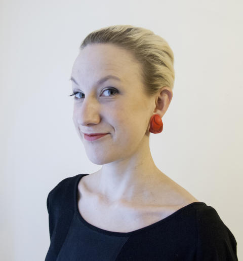 Göteborgs Stads Kulturstipendiat 2014 - Karin Roy Andersson