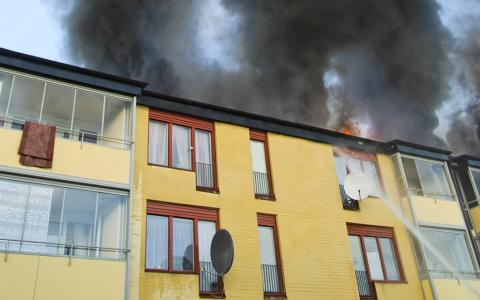 Brandvarnartest enkel åtgärd för att rädda liv