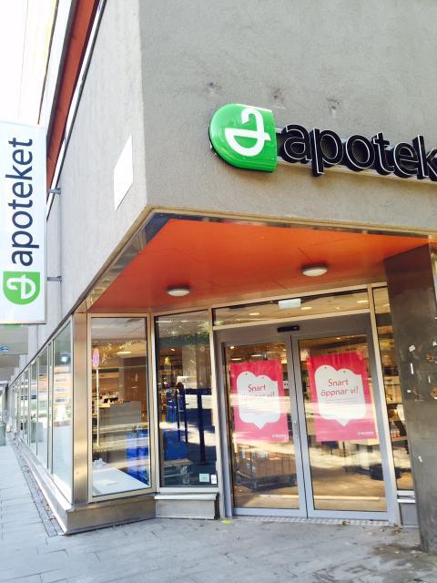 Apoteket öppnar nytt apotek i centrala Sundbyberg