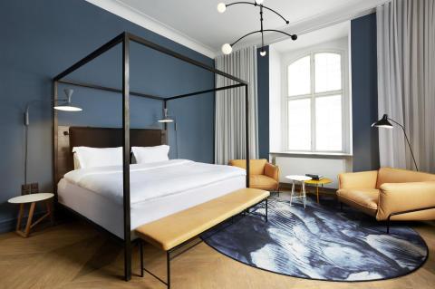 nytt lyxhotell stockholm