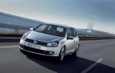 Nya Volkswagen Golf, Bild 2