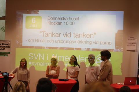 Regeringen förbereder förslag på obligatorisk hållbarhetsmärkning av drivmedel
