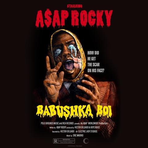A$AP Rocky är tillbaka med ny musik