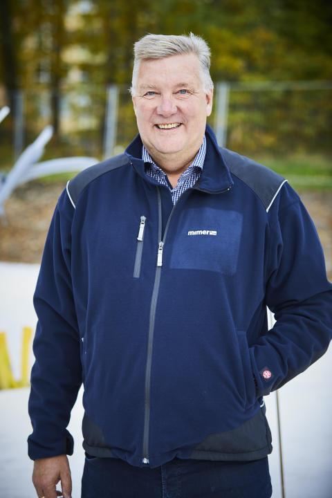 Mimer Mikael Källqvist vd