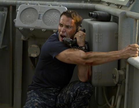 Taylor Kitsch i Battleship
