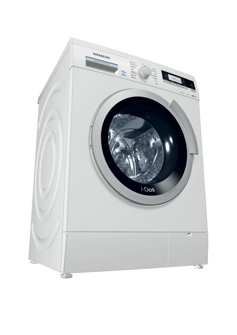 Siemens lanserar tvattmaskin med intelligens iq 700 i for Siemens iq 700