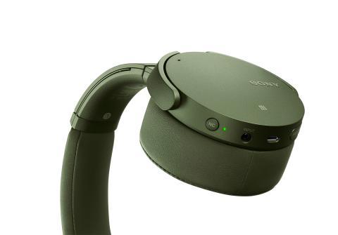 MDR-XB950N1 von Sony_grün_2