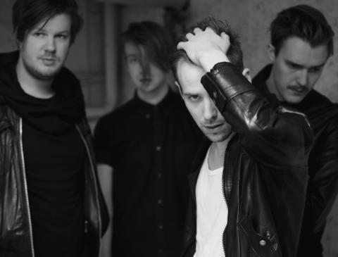 Musichelp gör ett sammarbete med bandet Hyper Heart.