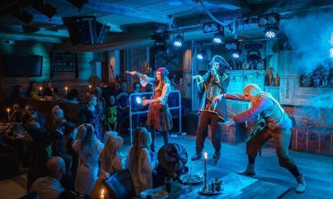 Spöktober på Daftö – ett riktigt höstlovsäventyr
