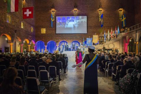 "Universitetets egen ""Nobelfest"" närmar sig"