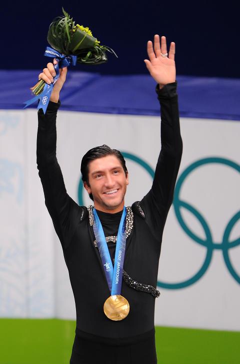 Regerande Olympiske mästaren Evan Lysacek kommer till Stockholm Ice 2012